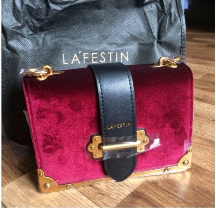 Бархатная сумочка - цена