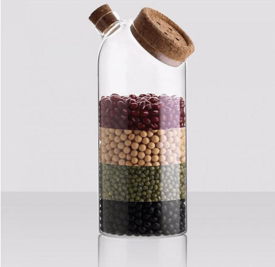 Как хранить сыпучие продукты? Подборка лучших банок для круп и специй с Алиэкспресс - купить
