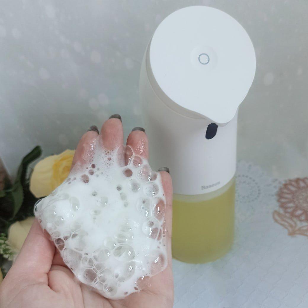 Автоматический дозатор жидкого мыла от BASEUS - отзывы