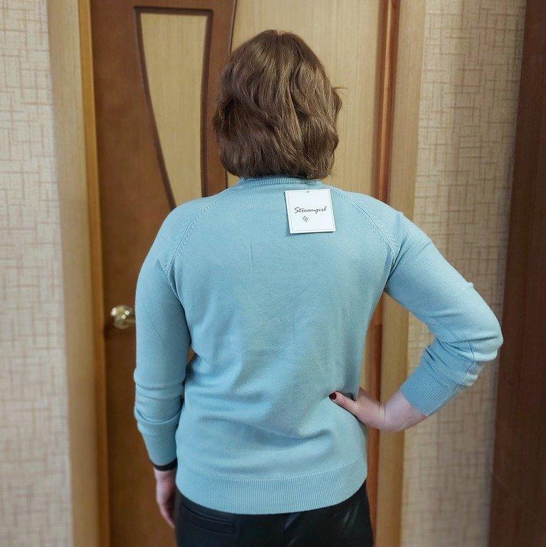 Очень комфортный красивый свитер на осень-зиму - характеристики