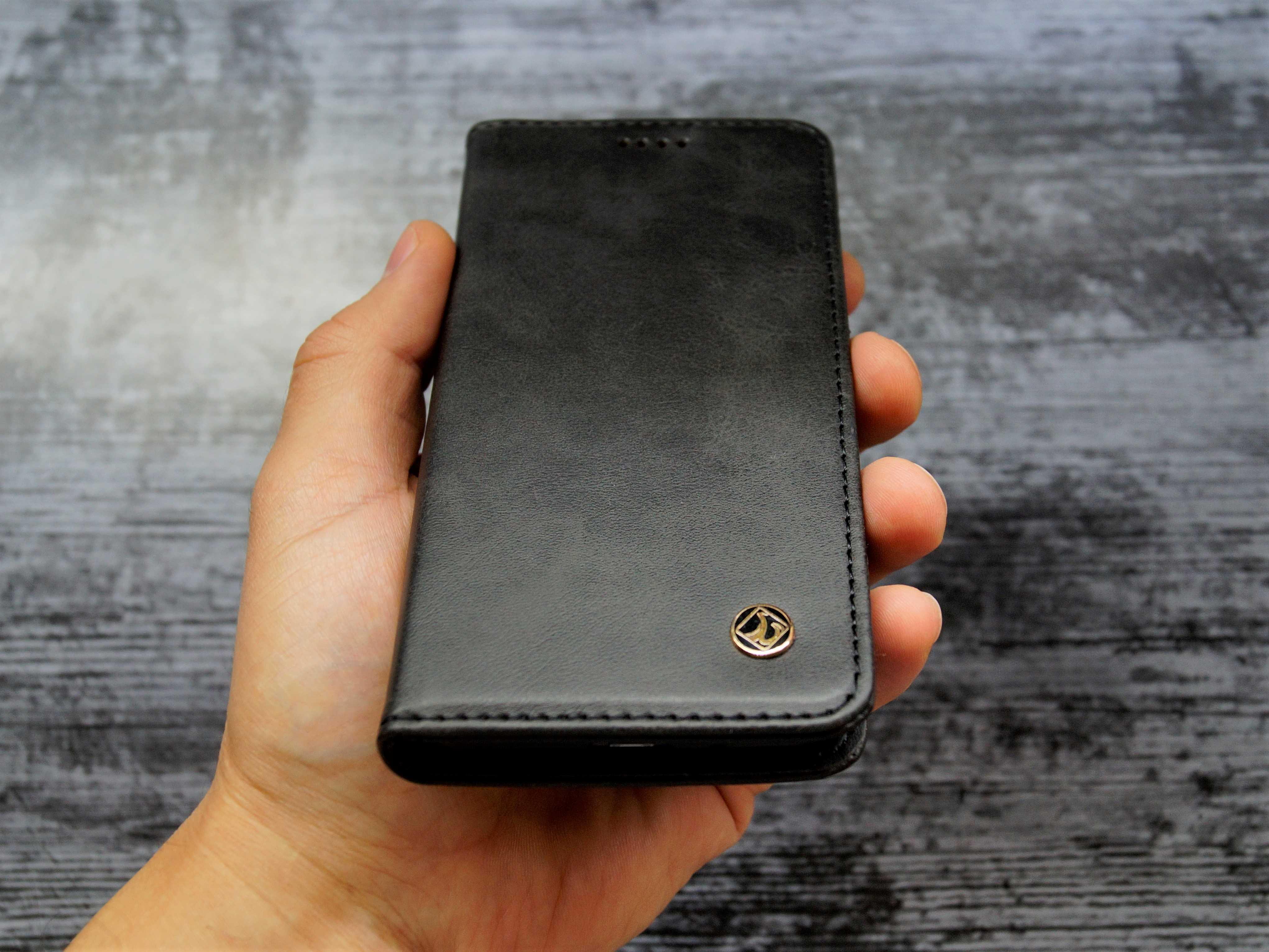 Чехол-кошелек для смартфона - фото