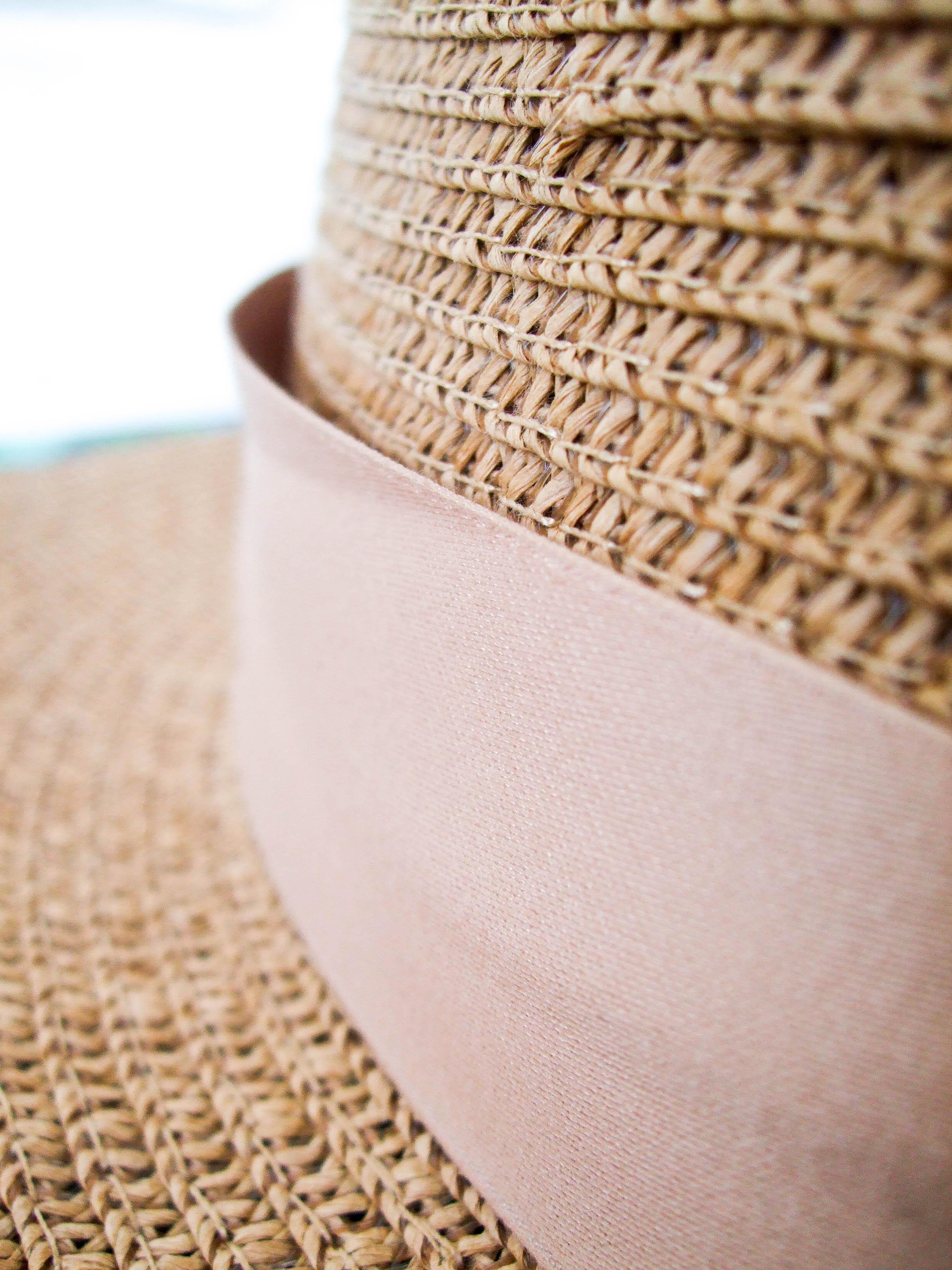 Шляпка с люверсами, которая очень понравилась - инструкция