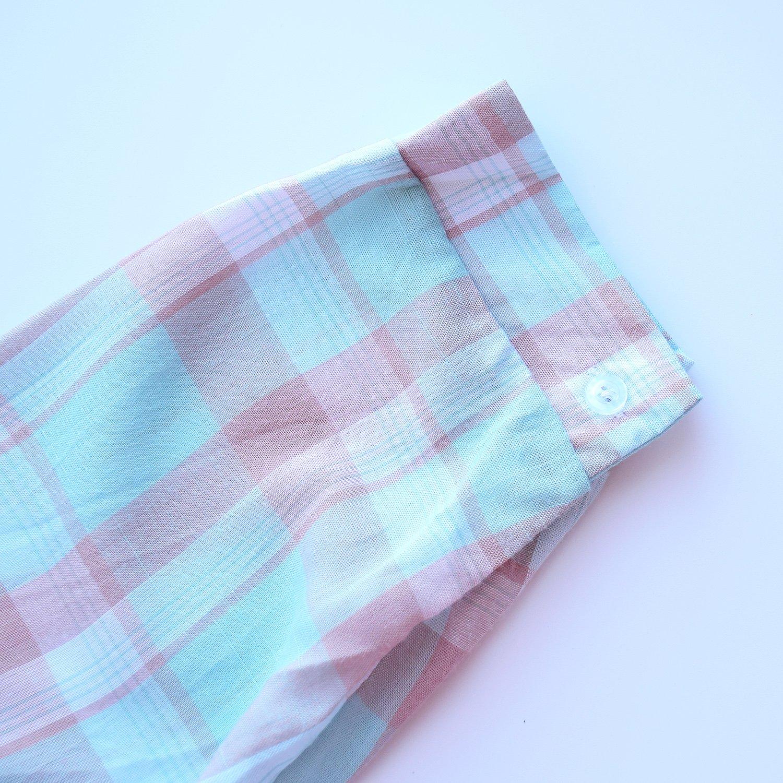 Рубашка в клетку с AliExpress - Алиэкспресс