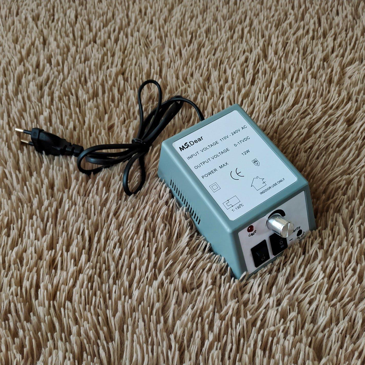 Аппарат для маникюра/педикюра MS. DEAR 11024 - характеристики