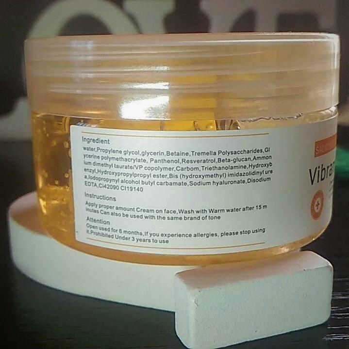 Крем-маска VIBRANT GLAMOUR - обзор