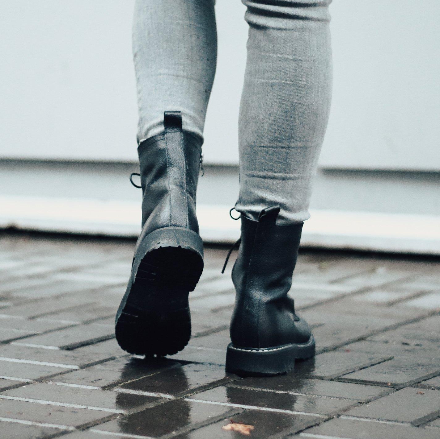 Ботинки из натуральной кожи - обзор