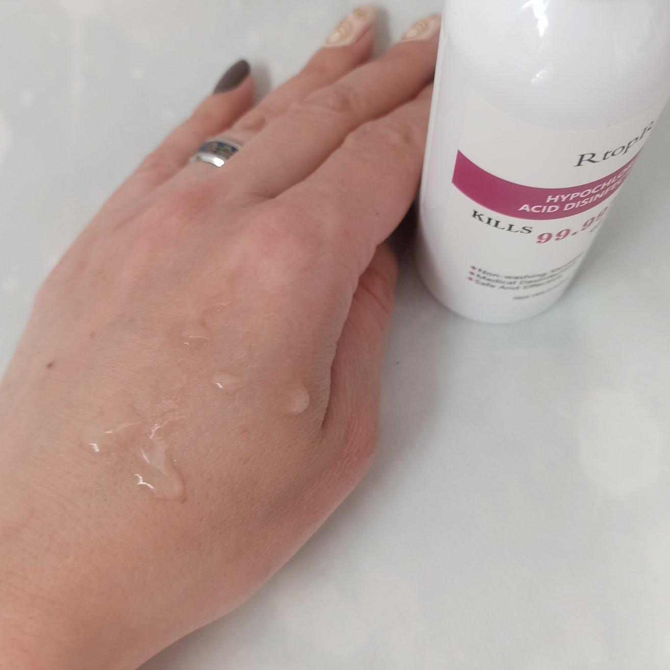 Антисептик спрей для рук и кожных покровов от Rtopr  Для взрослых и детей - купить