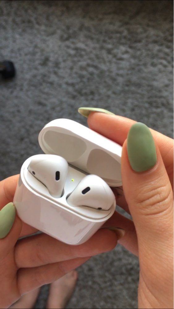 i30 TWS Pop-up 1:1 размер копия AirPODS - фото