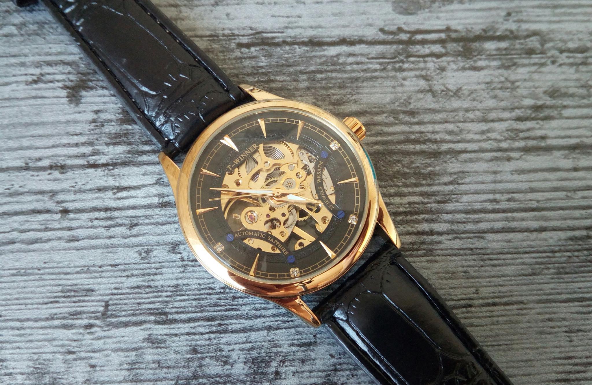 Крутые часы скелеты Winner - купить