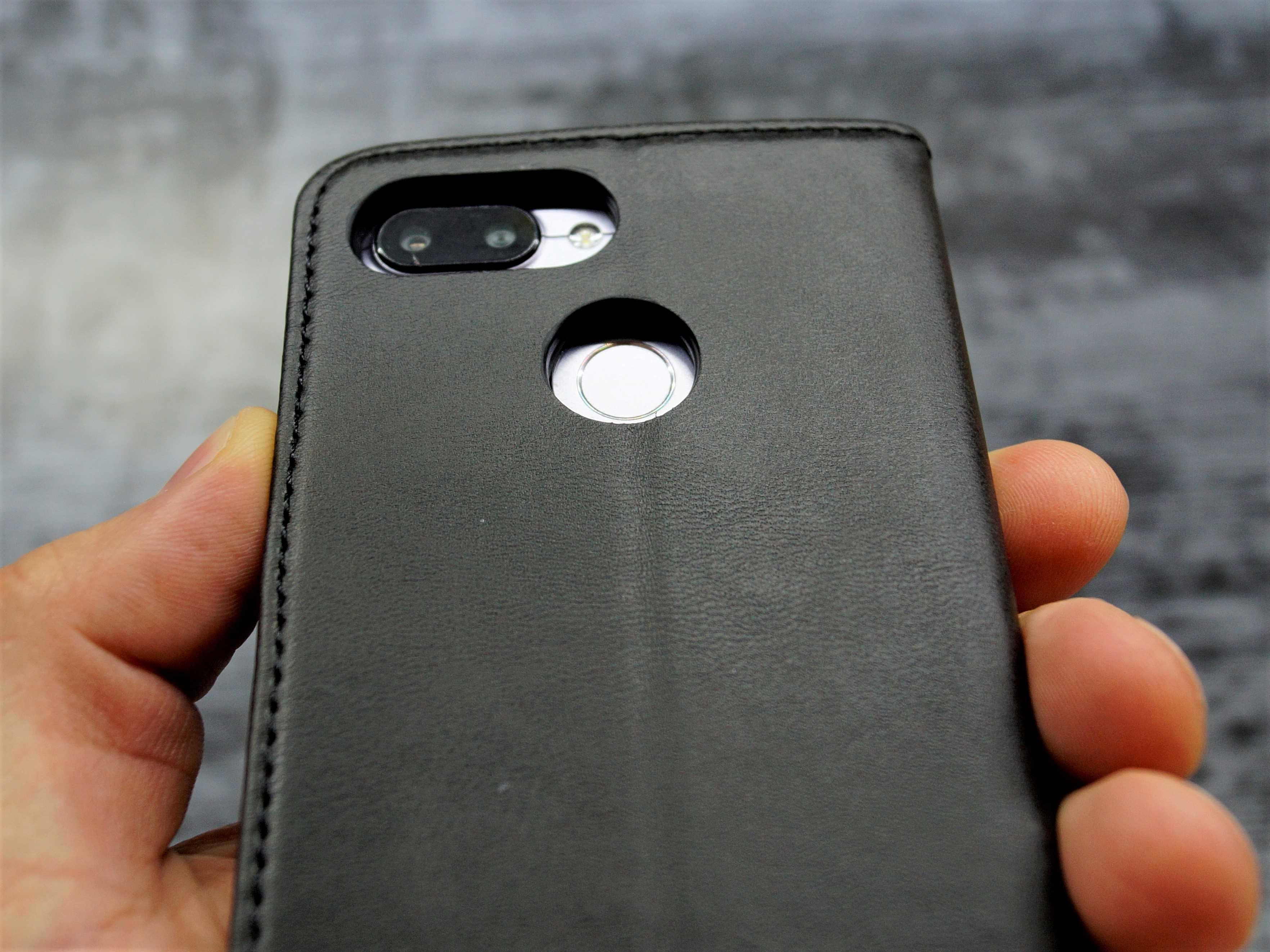 Чехол-кошелек для смартфона - инструкция