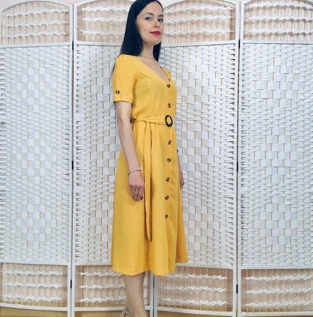 Платье халатик из miss moly Trendy Store - фото