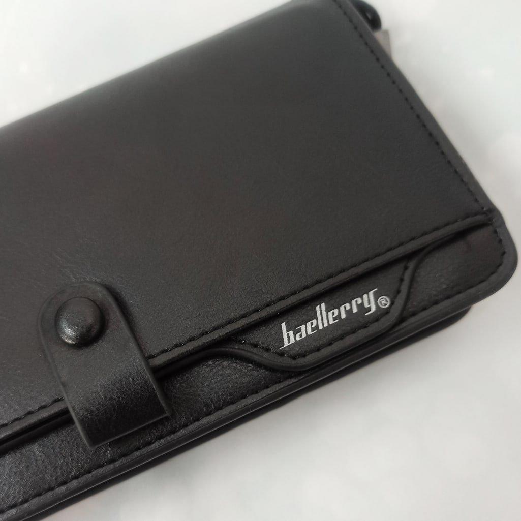 Практичный и вместительный кошелёк Baellerry - цена