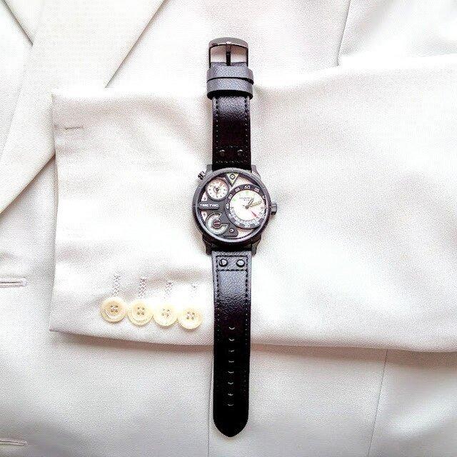 EYKI Кварцевые наручные часы для мужчин - фото