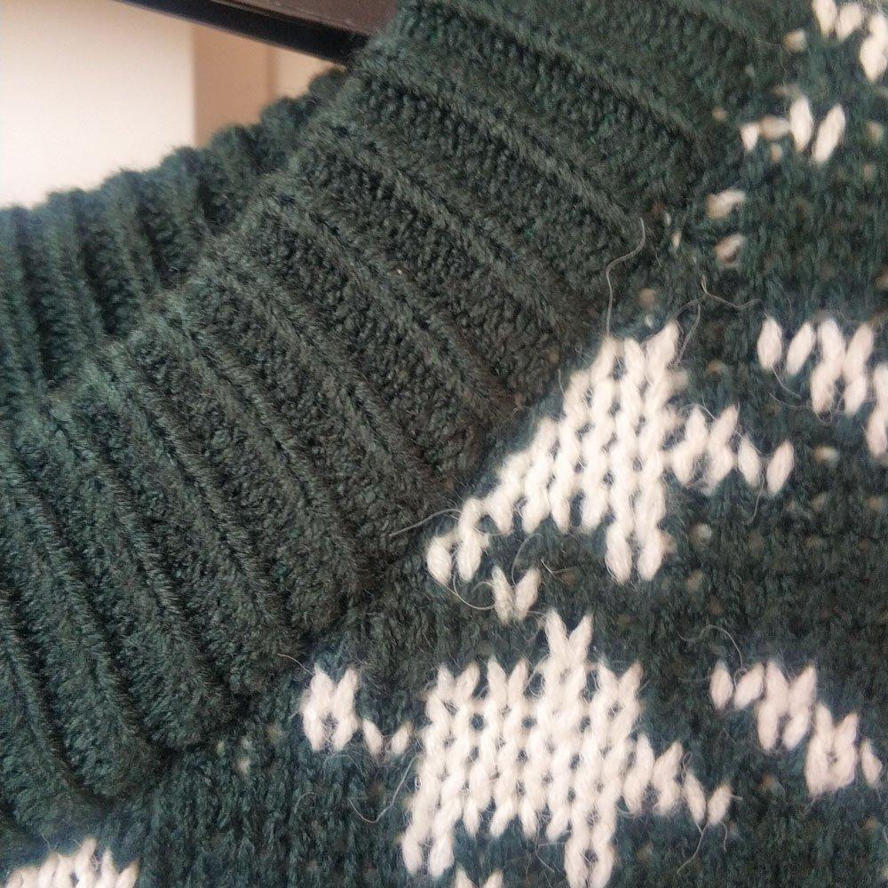 Стильный свитер Sams Tree. Обзор с моими реальными фото. - фото