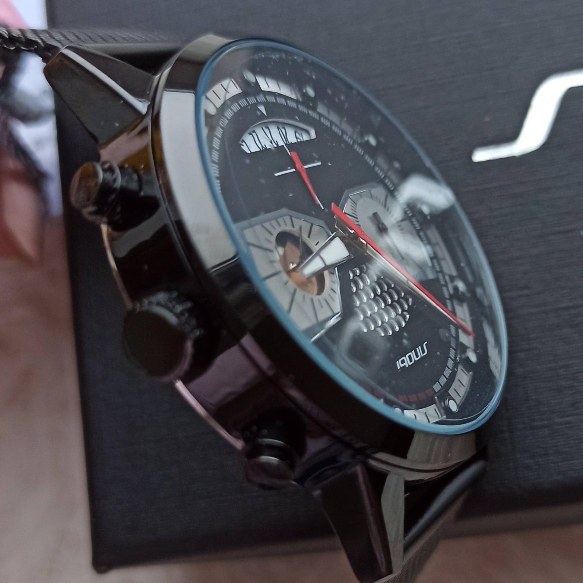 Классные мужские часы от SINOBI - цена