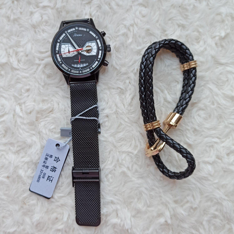 Классные мужские часы от SINOBI - Алиэкспресс