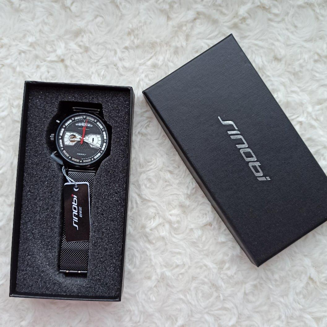 Классные мужские часы от SINOBI - отзывы