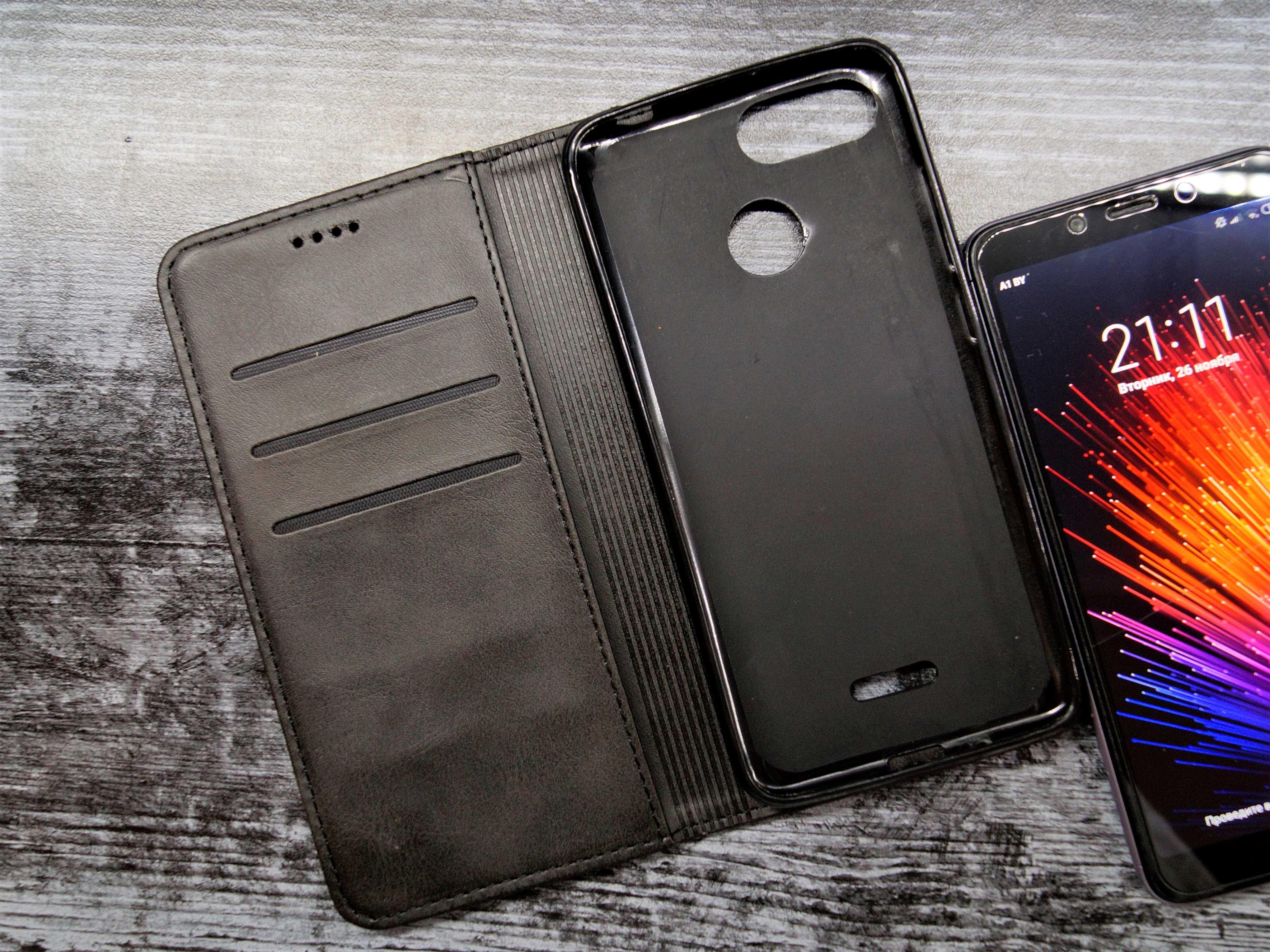Чехол-кошелек для смартфона - отзывы