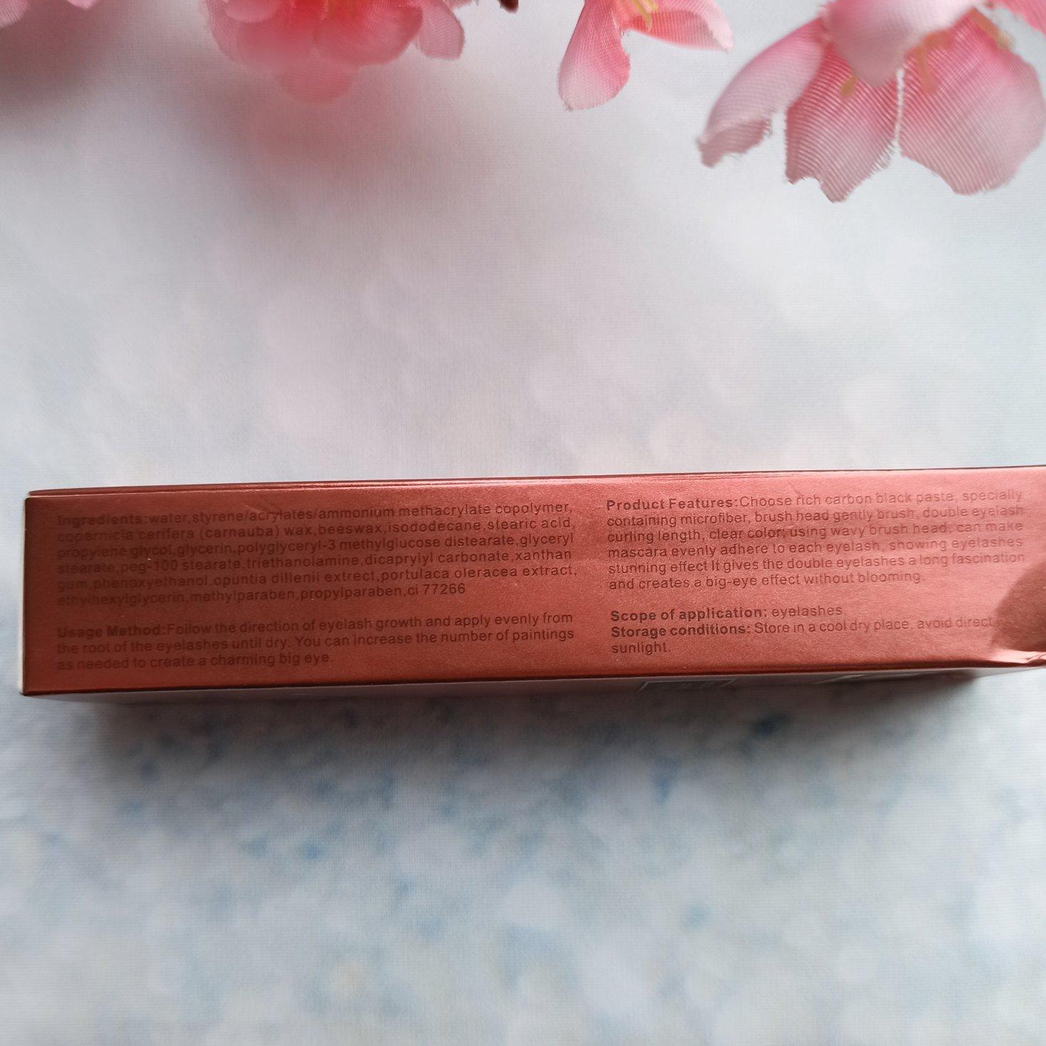 Удлиняющая тушь для ресниц от MeiYanQiong - фото