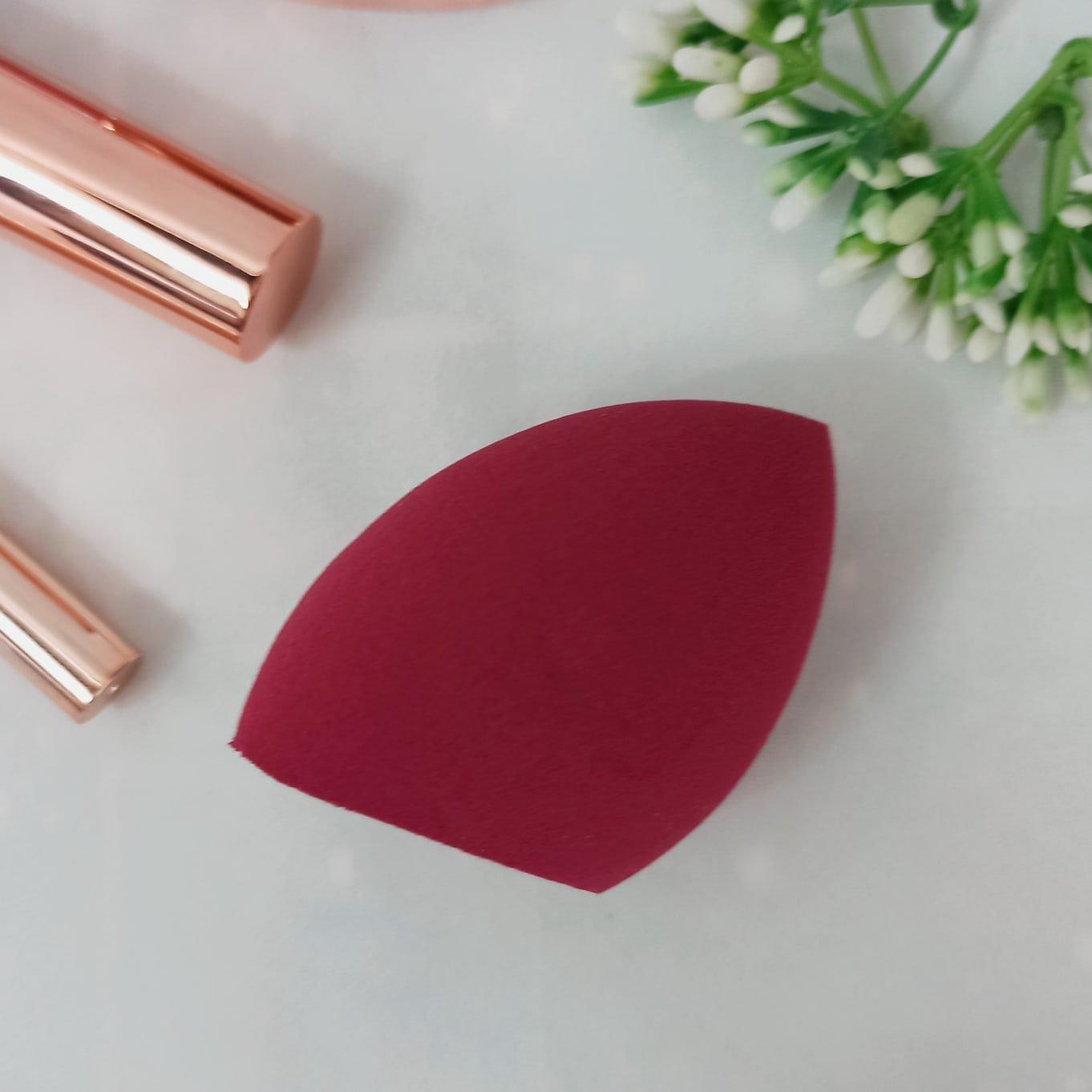 Обзор на скошенный спонж для макияжа - обзор