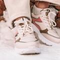 Кроссовки на толстой подошве с Алиэкспресс
