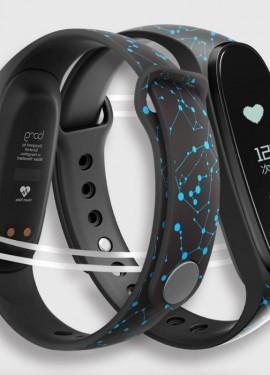 Xiaomi Black Plus NFC  фитнес-трекер с цветным дисплеем и бесконтактной оплатой