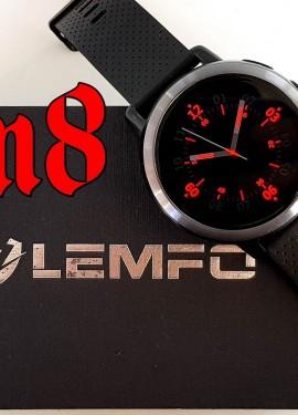 Обзор LEMFO LEM8: умные часы с круглым AMOLED экраном, операционной системой Android и поддержкой 4G