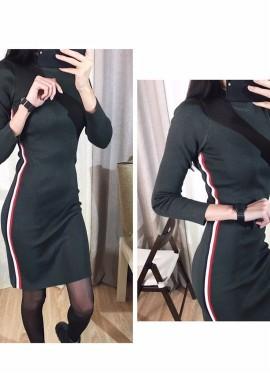 платье цвета Army Green