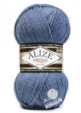 Alize - популярная турецкая пряжа