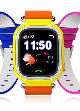 Детские часы с GPS, чтобы вы всегда знали, где ваш ребёнок.