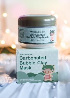 Пузырьковая маска Bioaqua