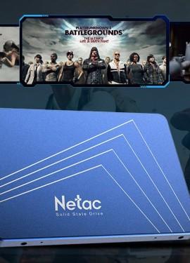SSD диск от бренда Netac
