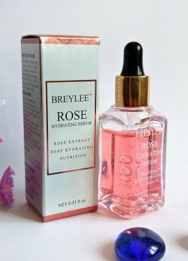 Сыворотка для лица BREYLEE содержит натуральный экстракт розы, подарит коже мягкость и увлажнение.