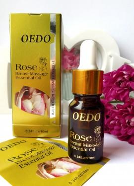 Красота и упругость груди с массажным маслом от OEDO