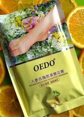 Маска-пилинг для красоты ваших ножек от OEDO