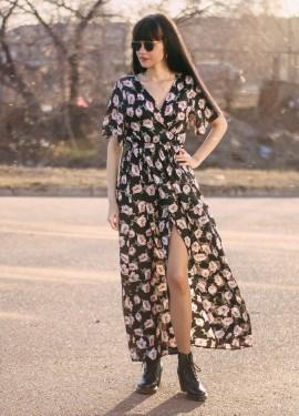 Классное платье OLOME