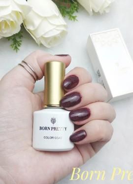 Голографический гель лак для ногтей с блестками от Born_Pretty