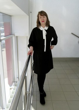 Платье оригинального фасона от SheIn
