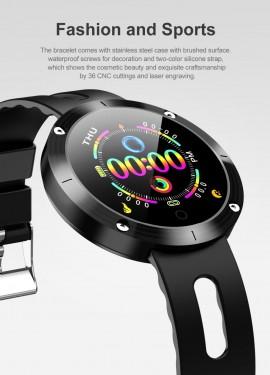 Новый Makibes DM58 плюс Bluetooth браслет