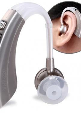Цифровой слуховой аппарат Fovolat VHP-220 с регулировкой звука и частоты
