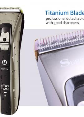 Surker SK-629 профессиональная машинка для стрижки волос