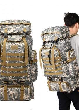 Большой походный рюкзак на 75 литров.