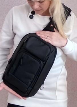 Классная мужская сумка от KINGSLONG