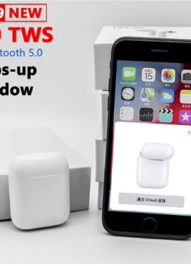 AirPods Bluetooth 5.0 наушники i20 TWS
