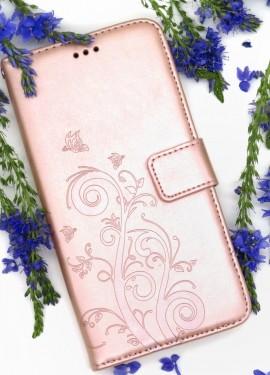 Добротный и красивый чехол-книжка на смартфон SAMSUNG