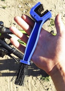 Очиститель цепи велосипеда