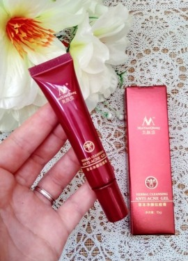 Лечебный крем против воспалений на коже от MeiYanQiong