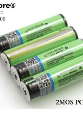 Защищенные аккумуляторы типоразмера 18650