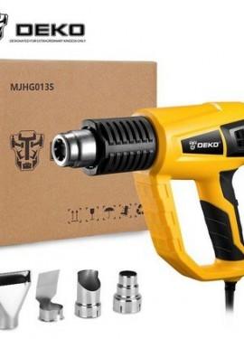 DEKO 220V Heat Gun 2000W Variable Temperature Advanced Electric Hot Air gun