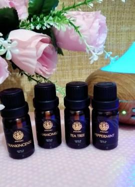 Натуральные эфирные масла для настоящих ценителей ароматерапии